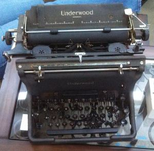 Thing 2's Underwood